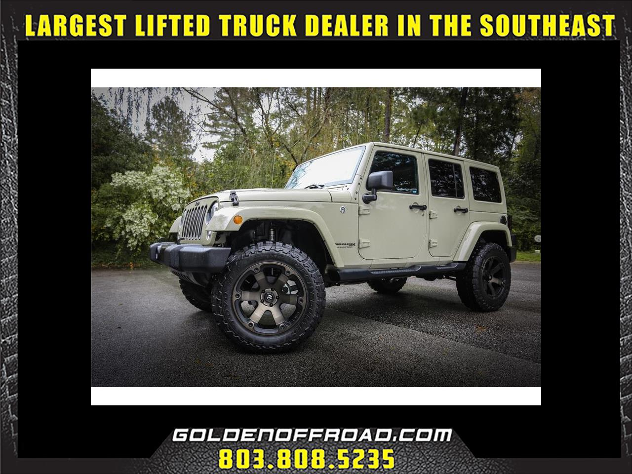 Used 2018 Jeep Wrangler Jk Unlimited For Sale In Columbia Sc 29212