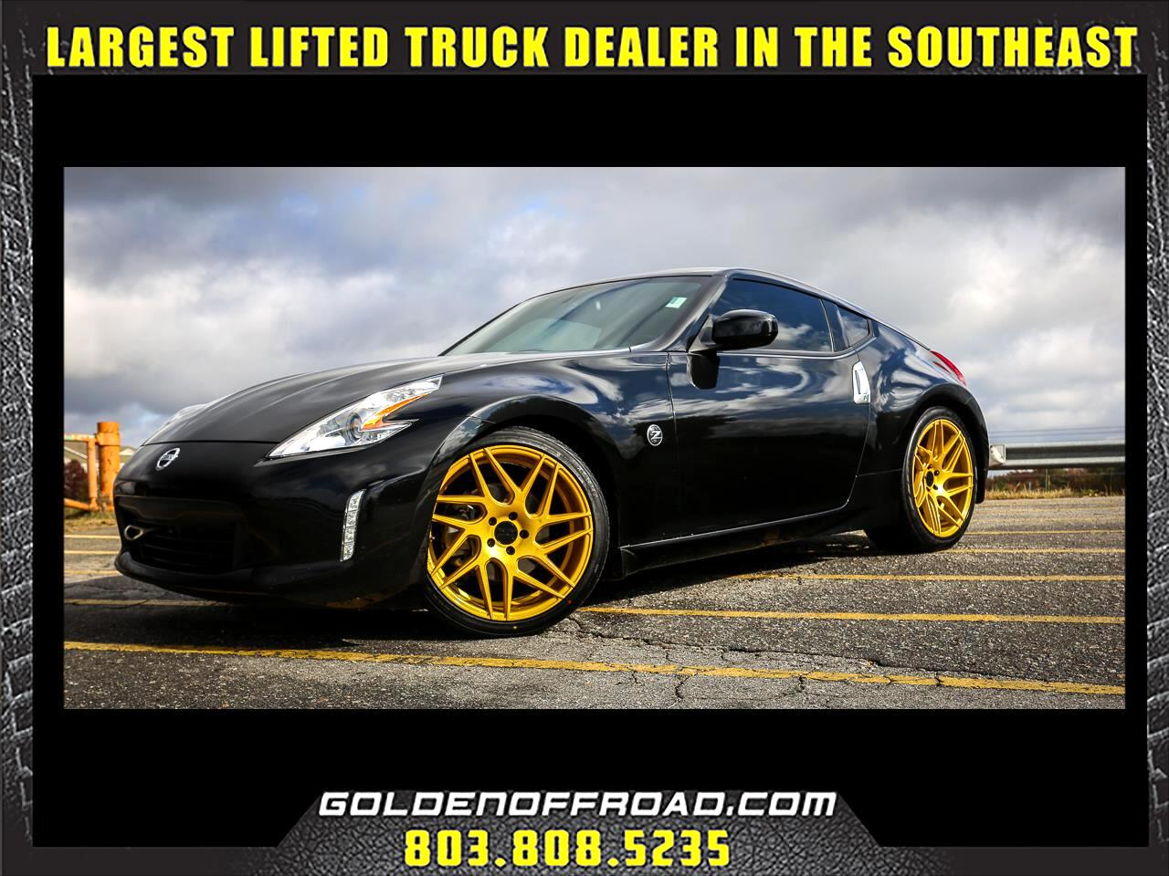 2015 Nissan 370Z 2dr Cpe Auto Touring