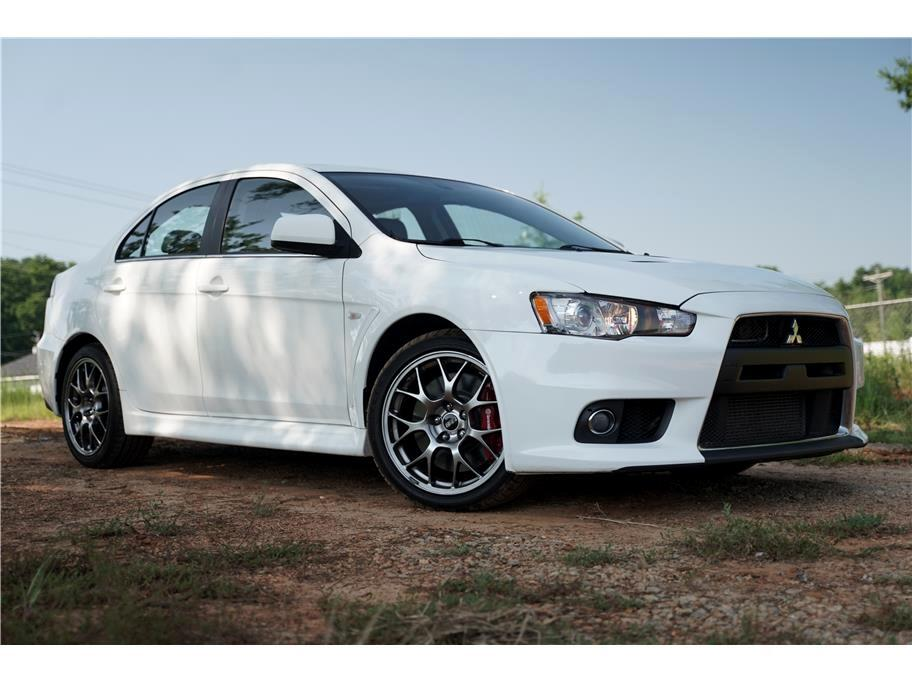 2014 Mitsubishi Lancer Evolution 4dr Sdn TC-SST MR
