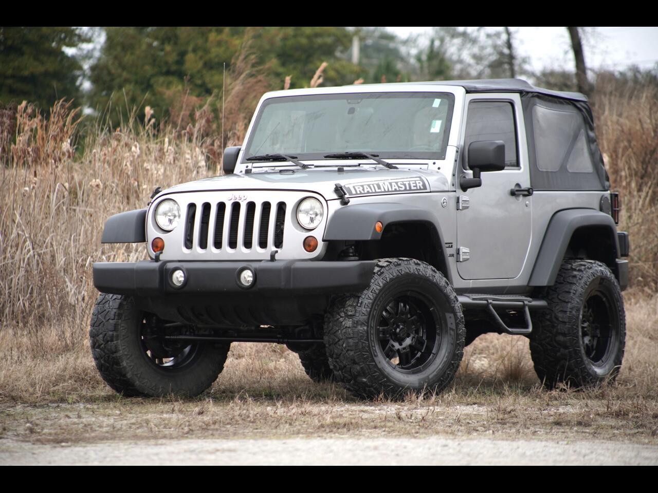 2013 Jeep Wrangler 4WD 2dr Sport