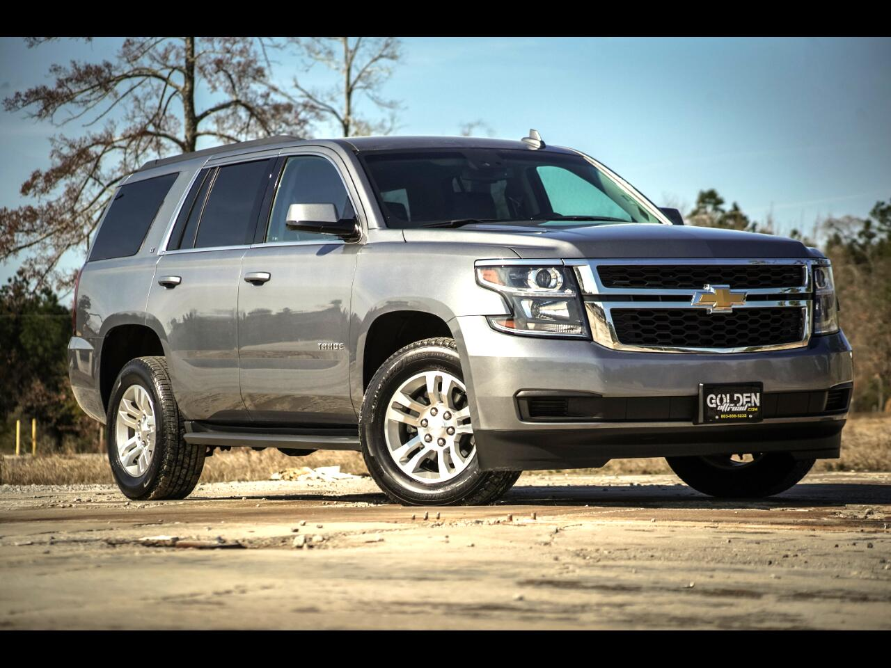 2018 Chevrolet Tahoe 4wd LT Tahoe Rare Color Hurry!