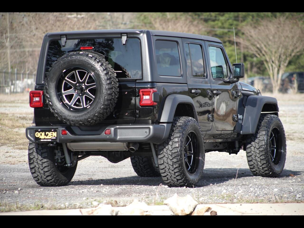 2018 Jeep Wrangler Unlimited Unlimited JL Lifted XD Hardtop Sale Priced!!!