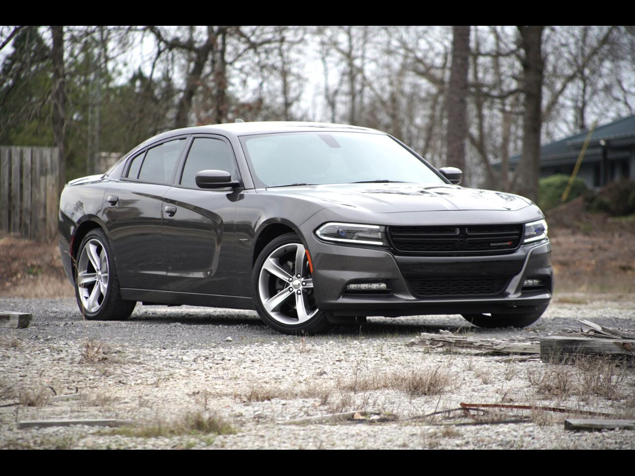 2015 Dodge Charger 4DR Sedan RT Hemi 5.7L