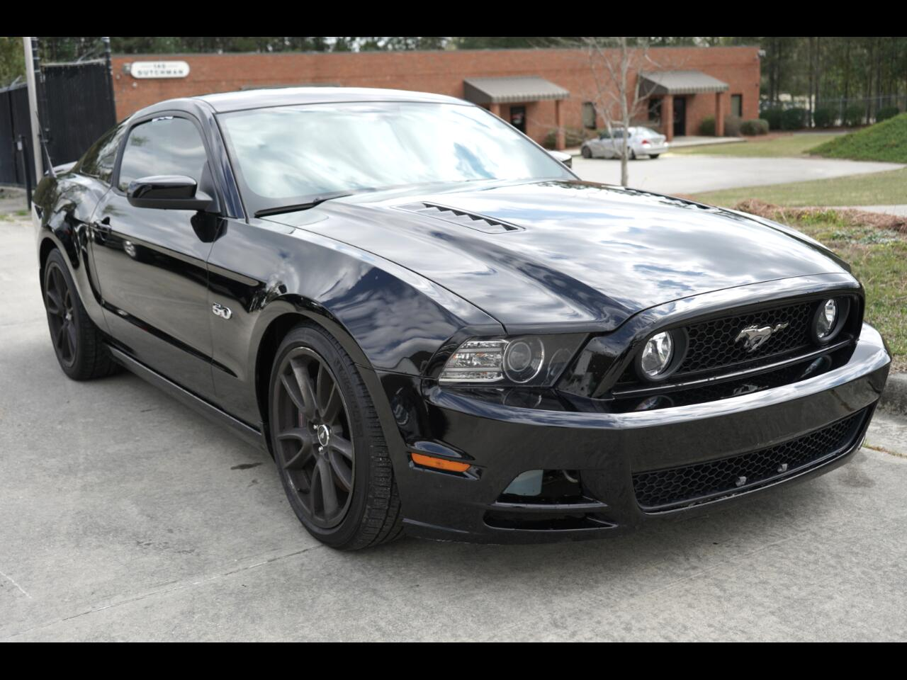 2014 Ford Mustang GT 5.0 Coupe