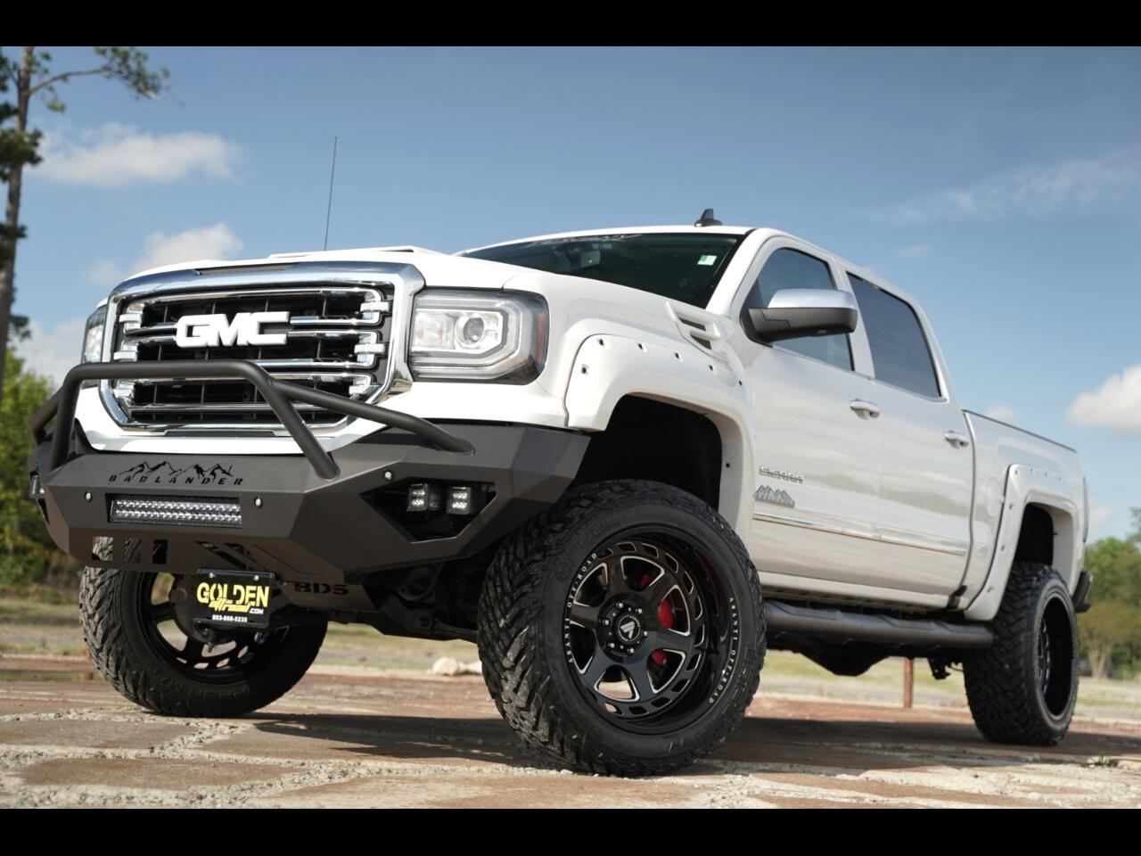 2018 GMC Sierra 1500 6.2L Crew Cab Rare Loaded Every Option Lifted!!!