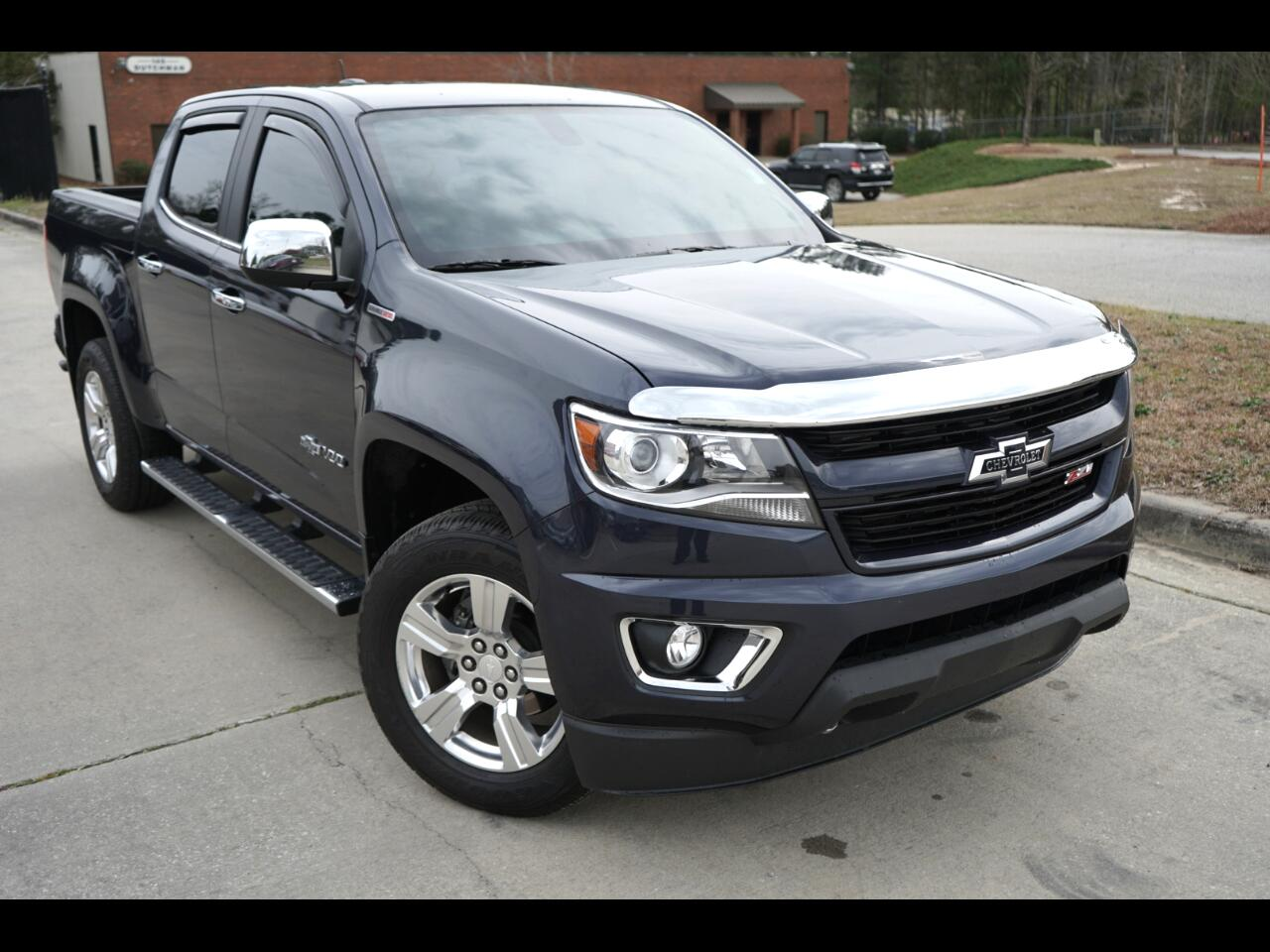 2018 Chevrolet Colorado 4wd Duramax Diesel Z71 Loaded Rare Find