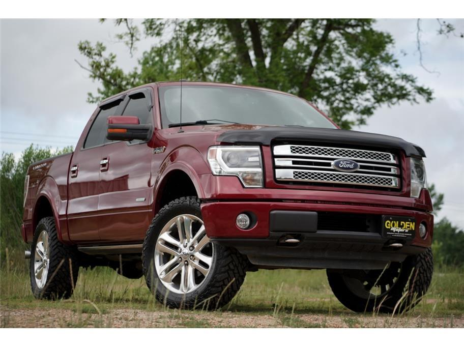 2013 Ford F-150 Limited Loaded Lifted Carolina Fan's Dream Truck B