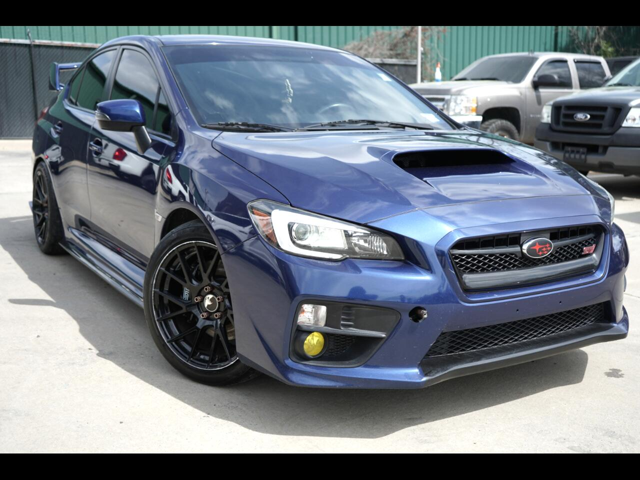 2015 Subaru WRX STI Limited Loaded Sunroof Nav Extras!!!
