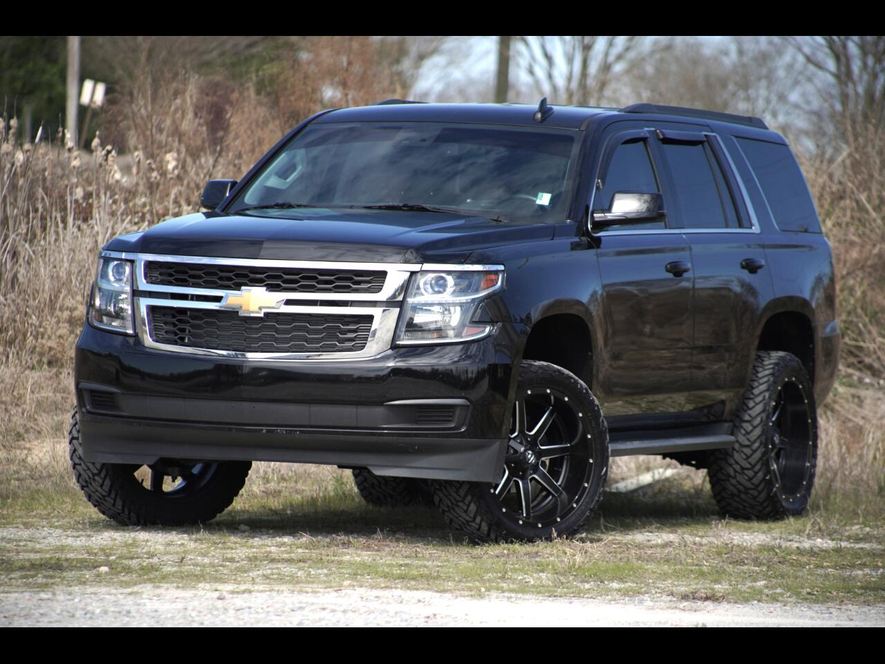 2015 Chevrolet Tahoe 4wd LT Leather Lifted Hurry!!!