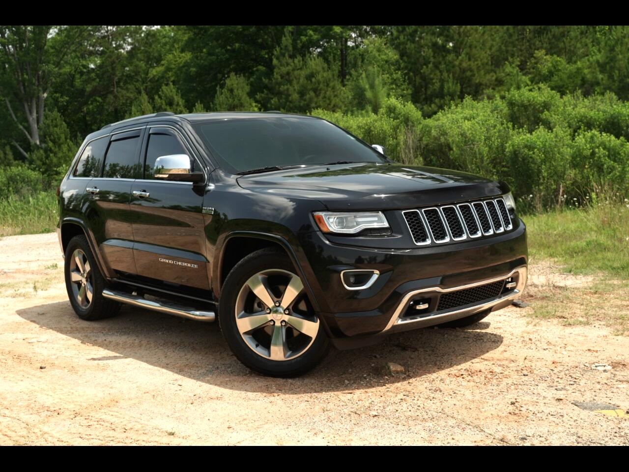 2014 Jeep Grand Cherokee Loaded Overland Hemi Sunroof V8