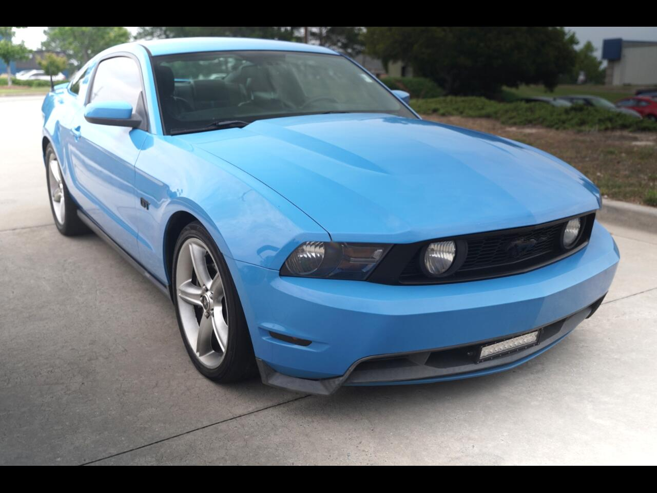 2010 Ford Mustang GT V8 Rare Color