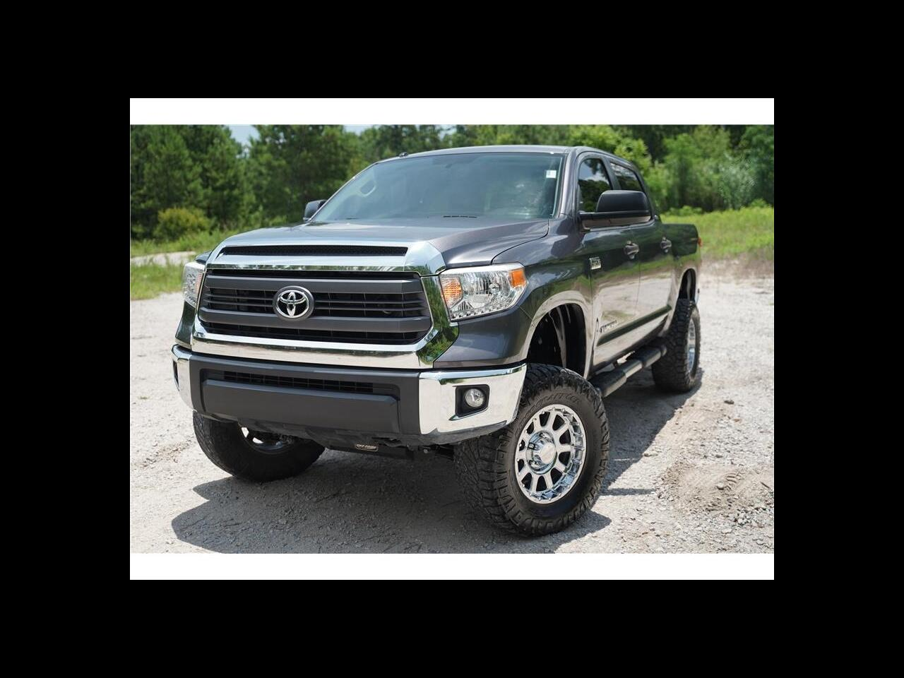 2015 Toyota Tundra 4WD Truck CrewMax 5.7L Lifted Upgrades Hurry