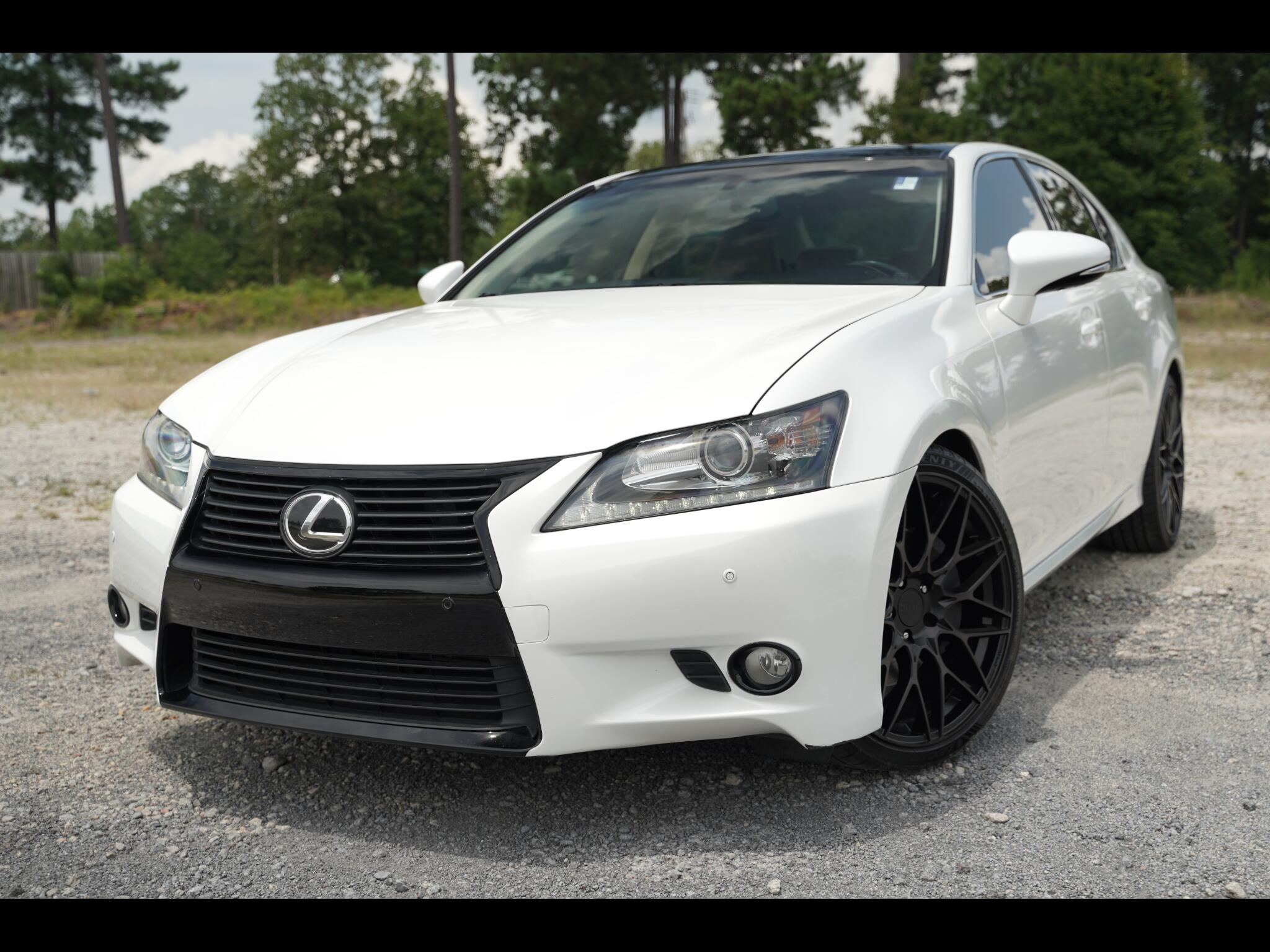 2013 Lexus GS 350 Loaded GS Tons of extras Must See Beautiful!