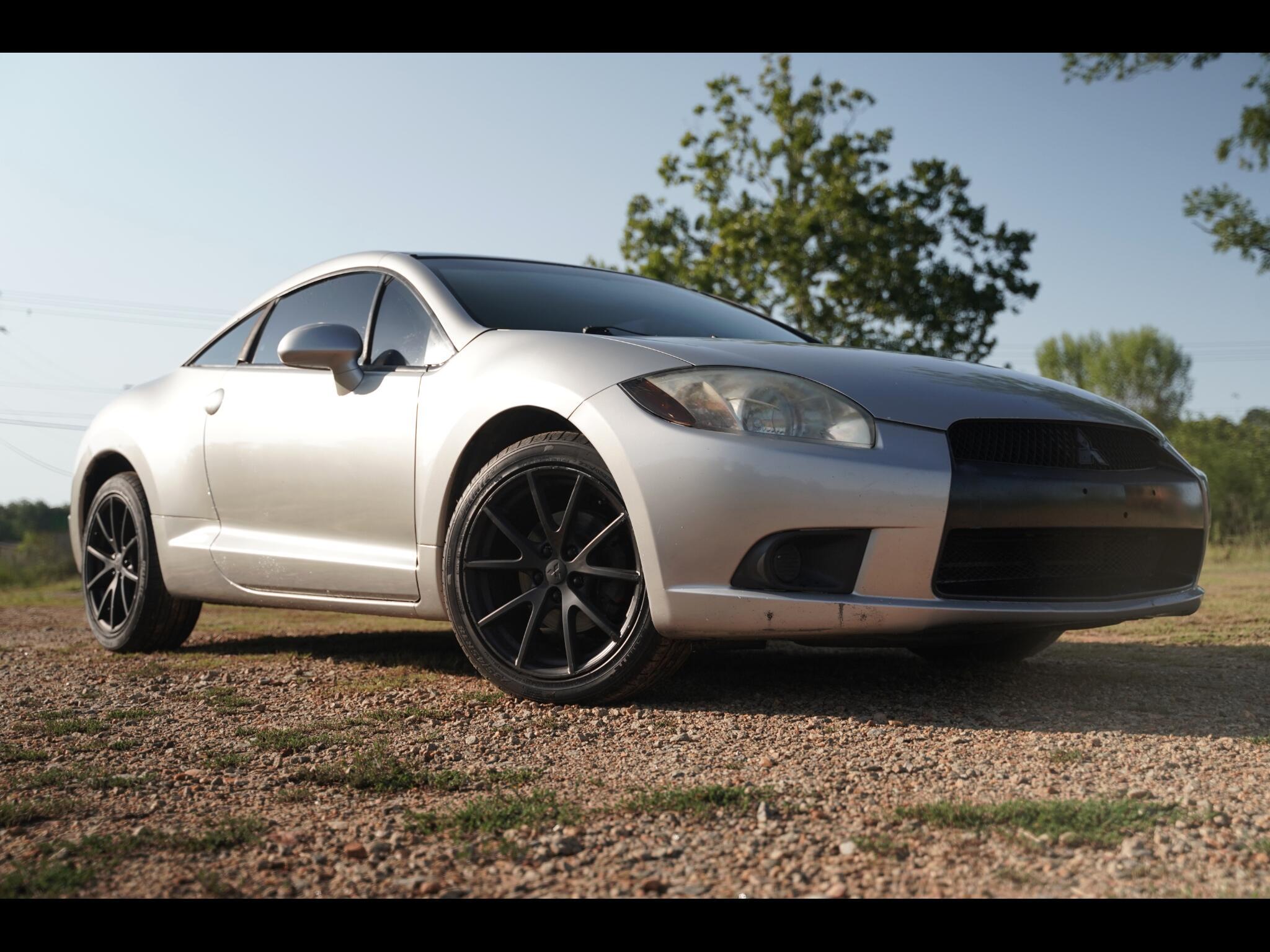 2012 Mitsubishi Eclipse Coupe GS