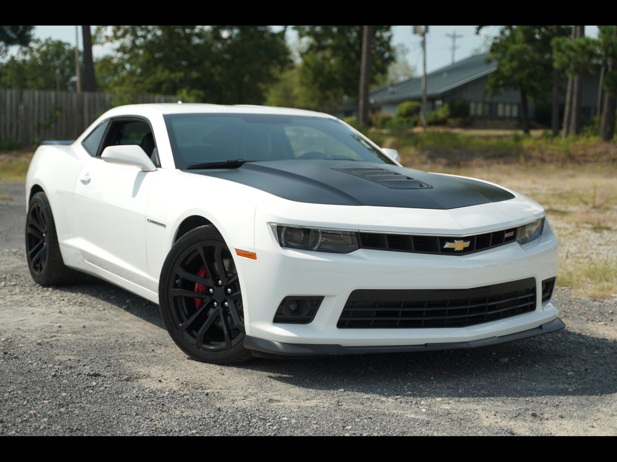 2015 Chevrolet Camaro 1LE SS Coupe Loaded