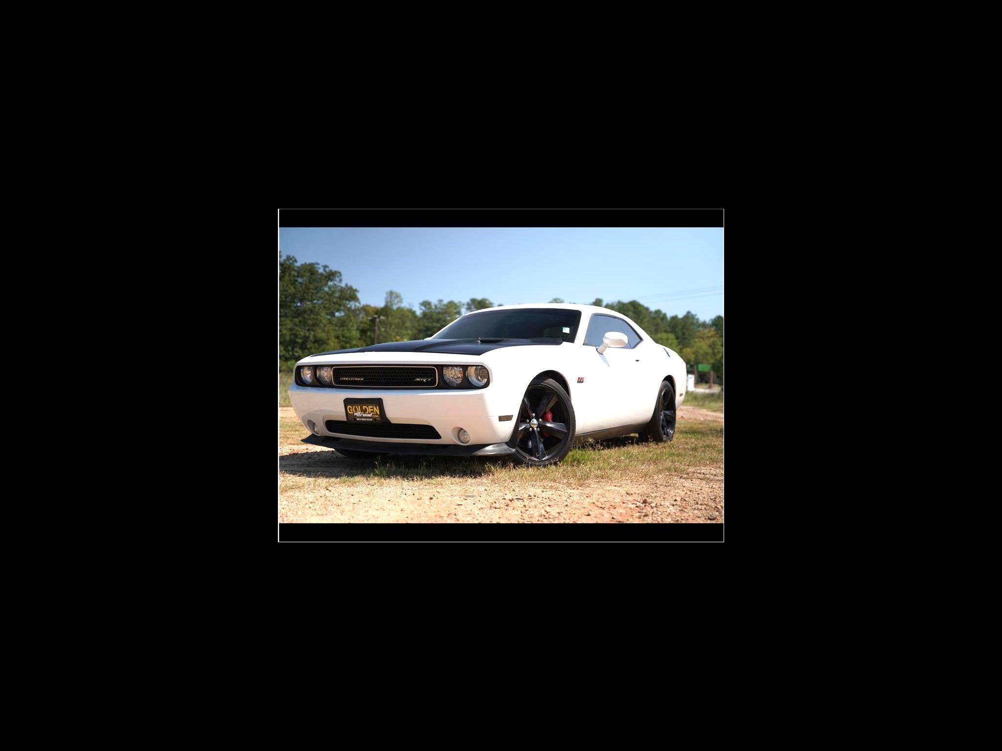 Dodge Challenger 2dr Cpe SRT8 392 2012