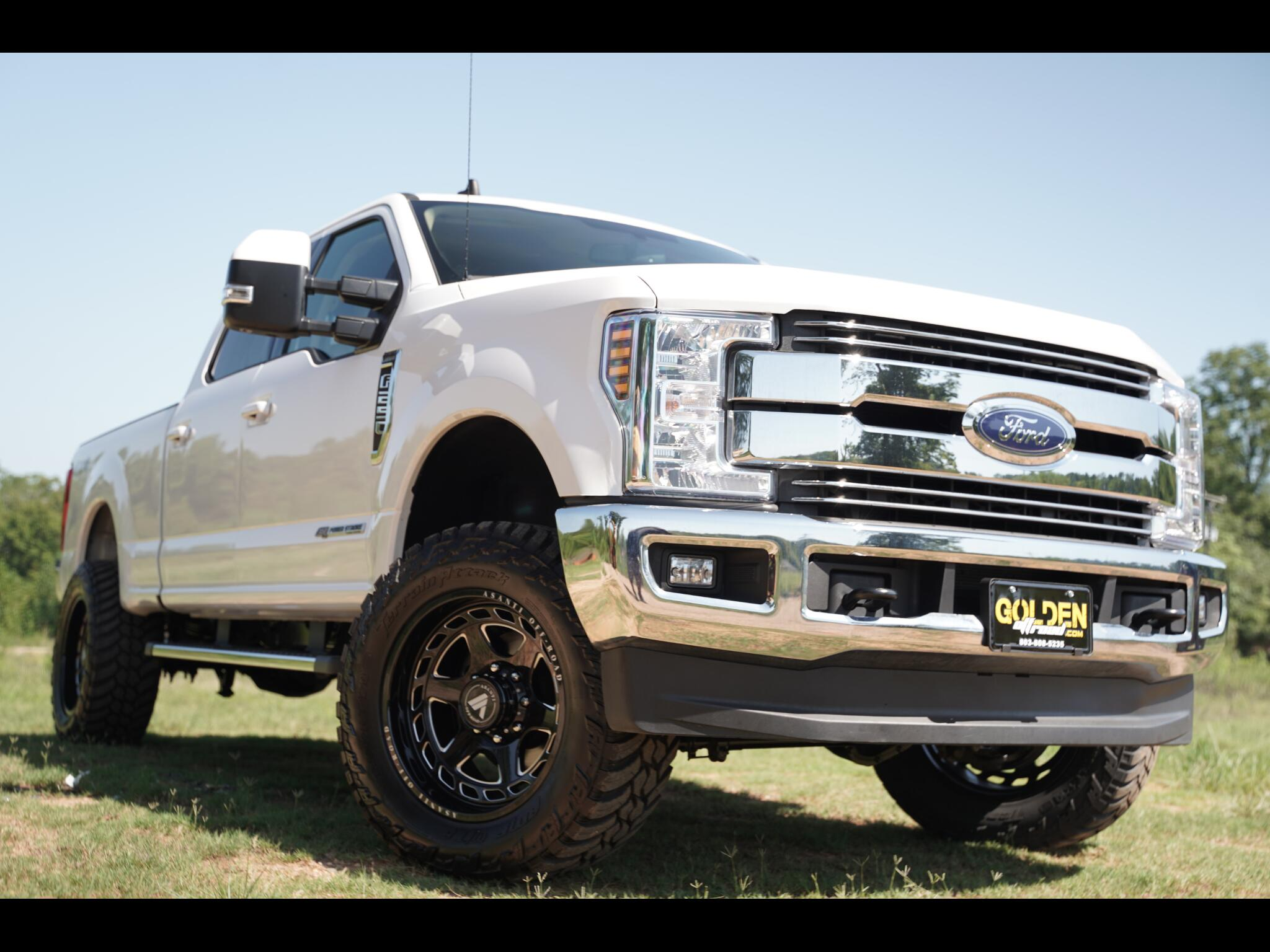 2019 Ford Super Duty F-250 SRW LIfted Tons Of Extras Lariat Diesel 6.7L Loaded