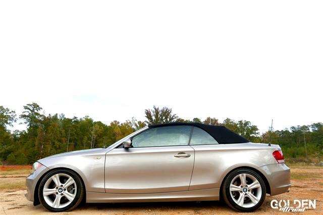 BMW 1-Series 128i Convertible 2008