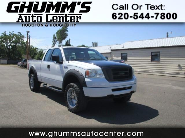 2007 Ford F-150 XLT SuperCab 6.5-ft. Bed 4WD