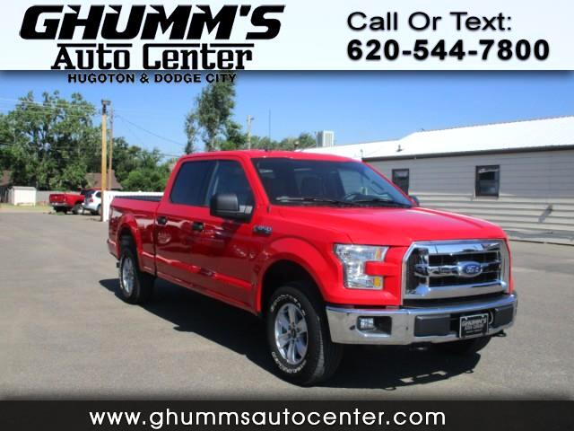 2016 Ford F-150 XLT 4dr SuperCrew 6.5 SB