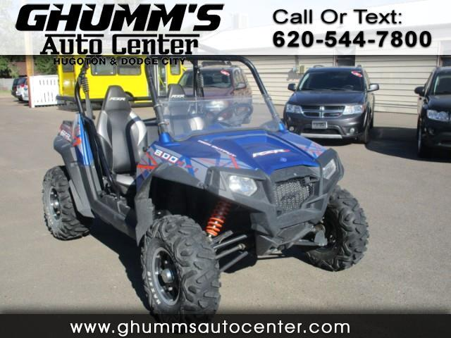 2013 Polaris RZR 800 S 800 Blue Fire / Oran