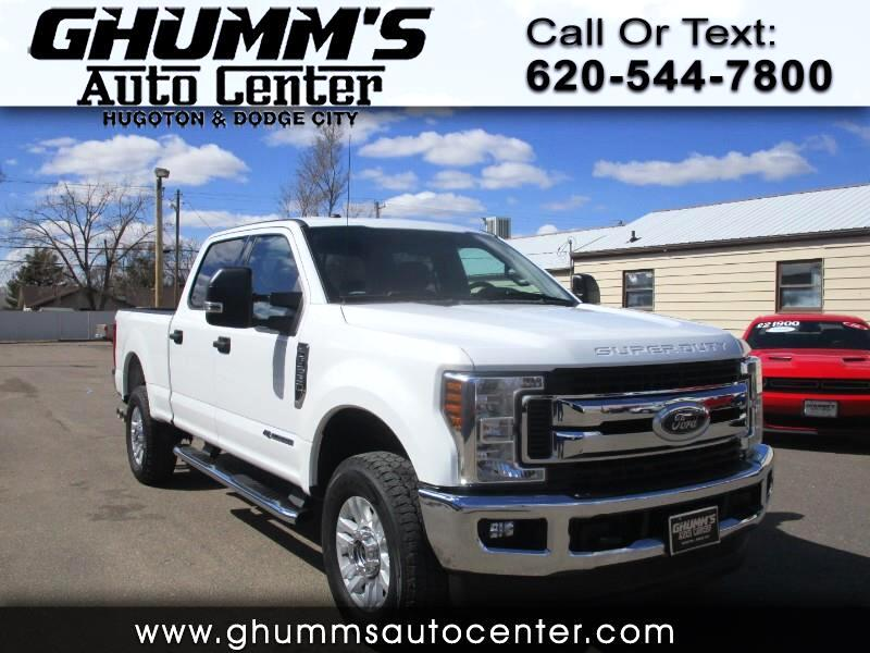 2018 Ford F-250 SD 4x4 XLT 4dr Crew Cab 6.8 ft. SB Pickup