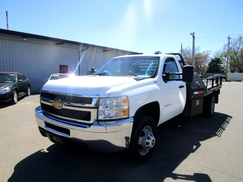 2013 Chevrolet Silverado 3500HD Work Truck Long Box 4WD