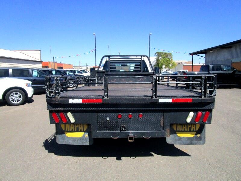 2013 Chevrolet Silverado 3500HD Work Truck Long Box 4WD