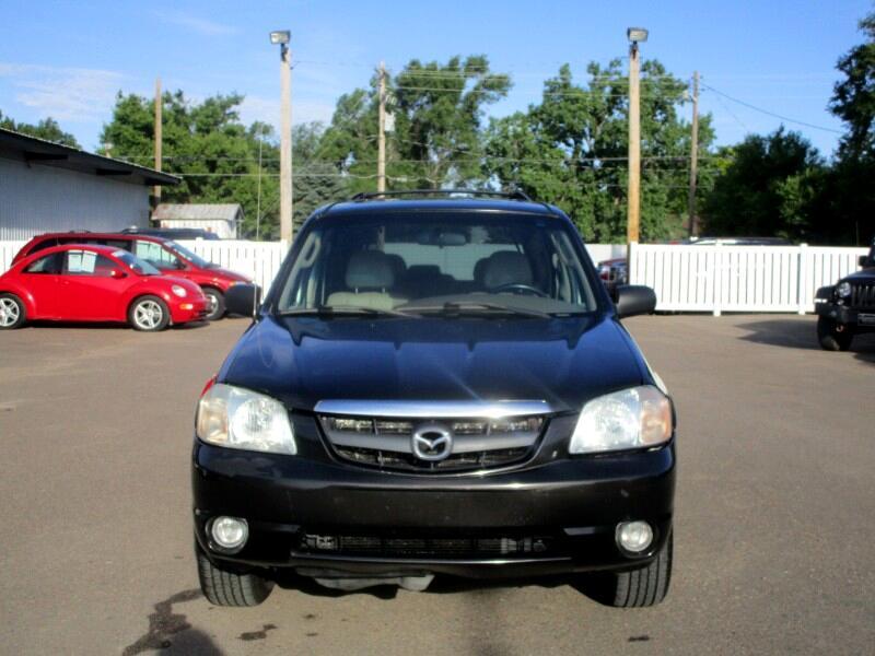 2002 Mazda Tribute ES 4WD