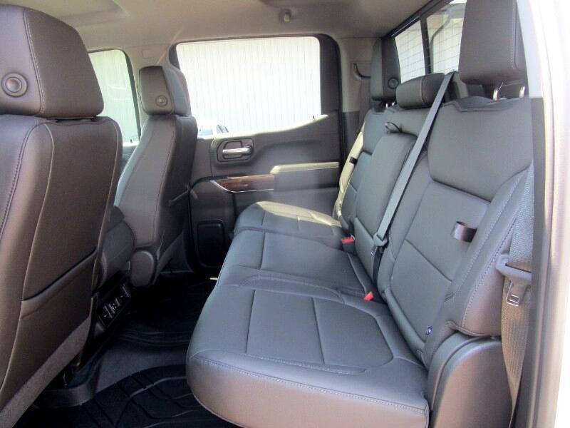 2019 Chevrolet Silverado 1500 LT Crew Cab 4WD