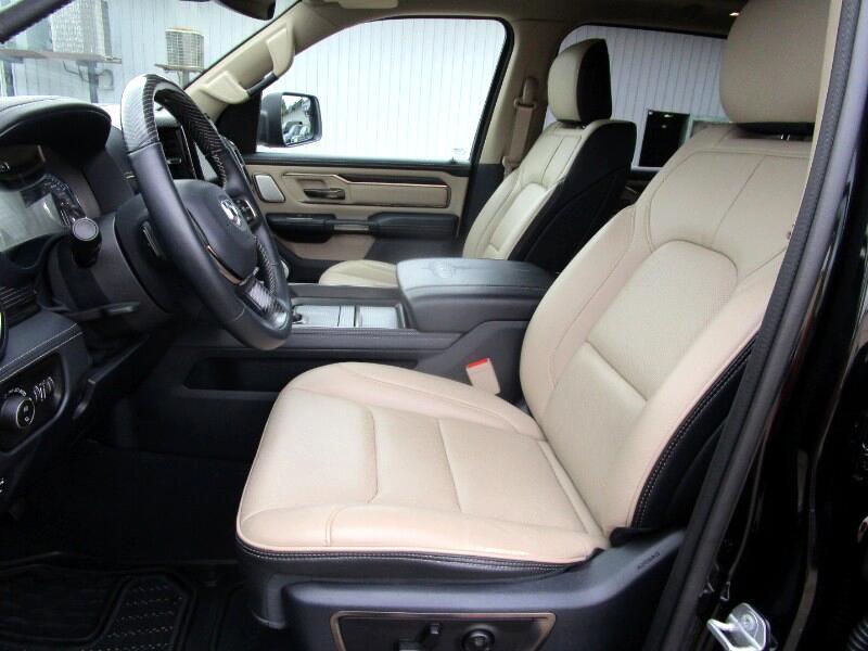 2019 RAM 1500 Limited Crew Cab SWB 4WD