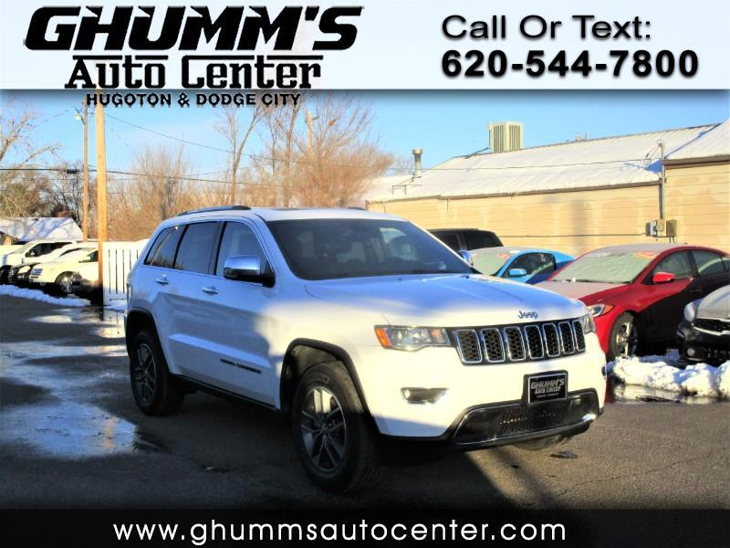 Jeep Grand Cherokee 2WD 4dr Limited 2017