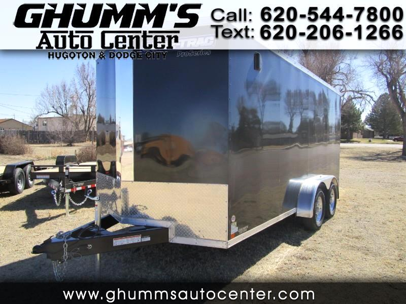 Sure-Trac STW Commercial Wedge Front Enclosed Cargo  2020