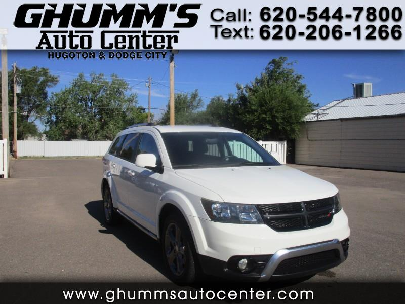Dodge Journey Crossroad AWD 2016