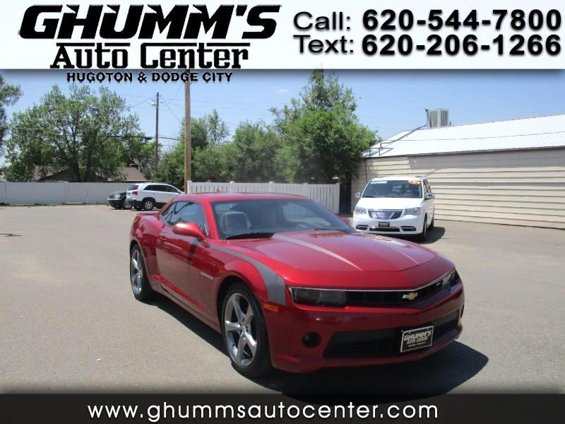 Chevrolet Camaro Coupe 2LT 2014
