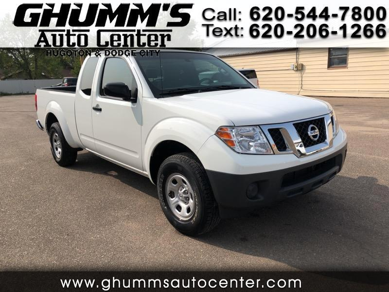 Nissan Frontier S King Cab I4 5MT 2WD 2016