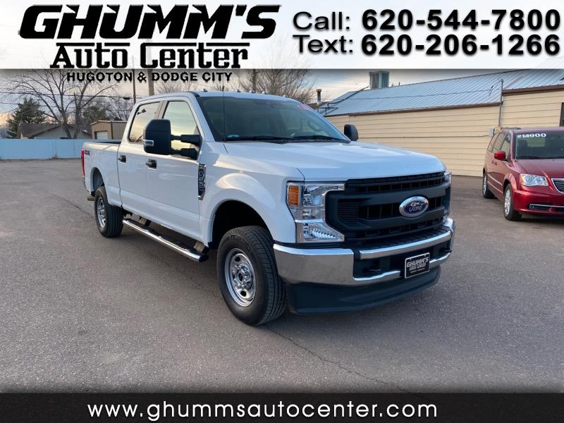 Ford F-250 SD XL Crew Cab Short Bed 4WD 2020