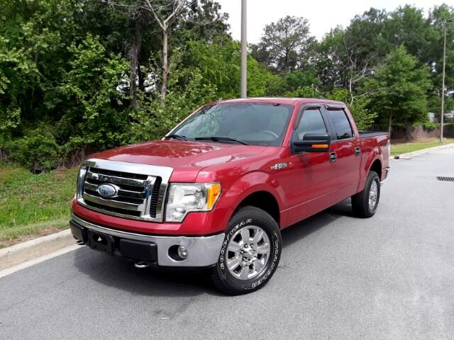 "2009 Ford F-150 SuperCrew 150"" FX4 4WD"