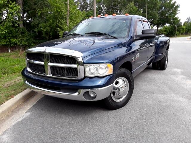 2005 Dodge Ram 3500 SLT Quad Cab Short Bed 2WD DRW