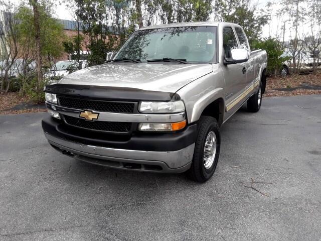 2001 Chevrolet Silverado 2500HD Ext. Cab 4WD
