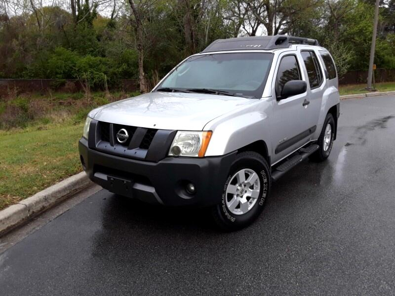 2006 Nissan Xterra Off Road 2WD