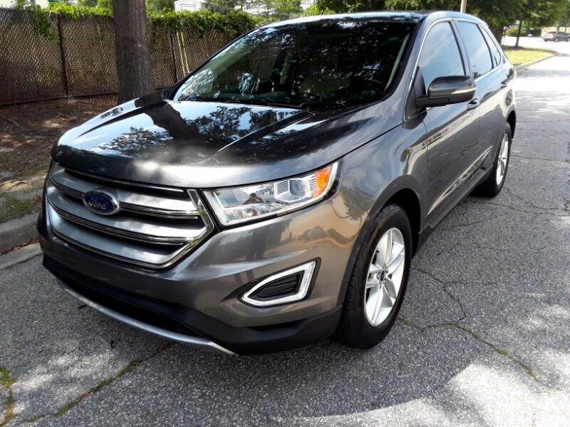 Ford Edge SEL FWD 2016