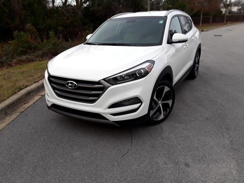 Hyundai Tucson Sport 2016