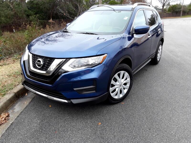 Nissan Rogue SV 2WD 2017