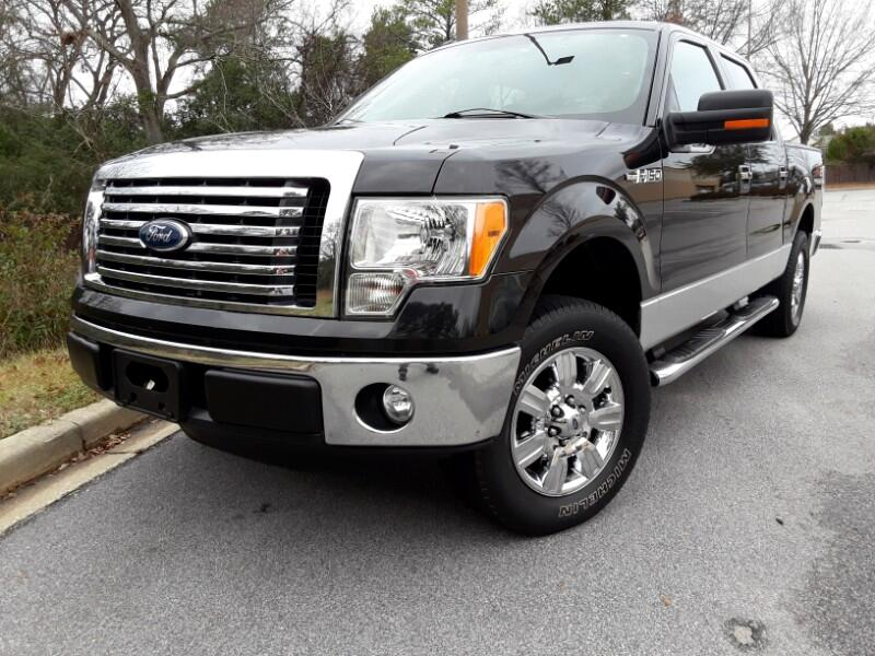 """Ford F-150 2WD SuperCrew 139"""" FX2 2012"""