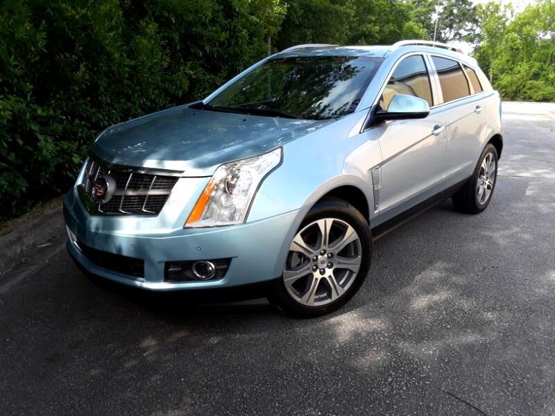 Cadillac SRX Premium Collection 2011