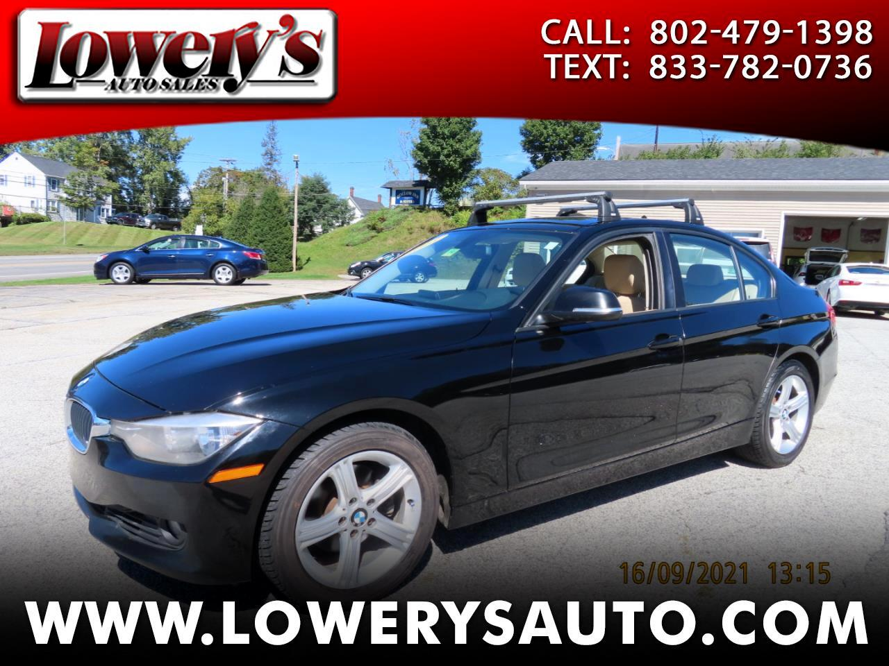 BMW 3 Series 4dr Sdn 328i xDrive AWD SULEV South Africa 2013