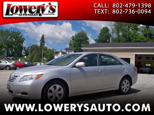 2008 Toyota Camry 4dr Sdn I4 Auto XLE (Natl)