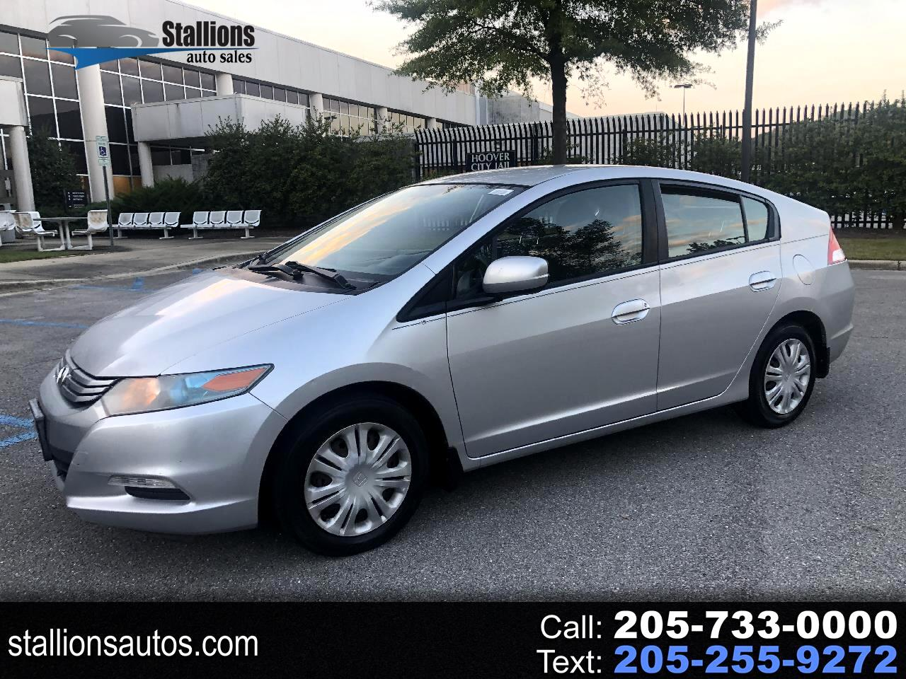 Honda Insight LX 2010