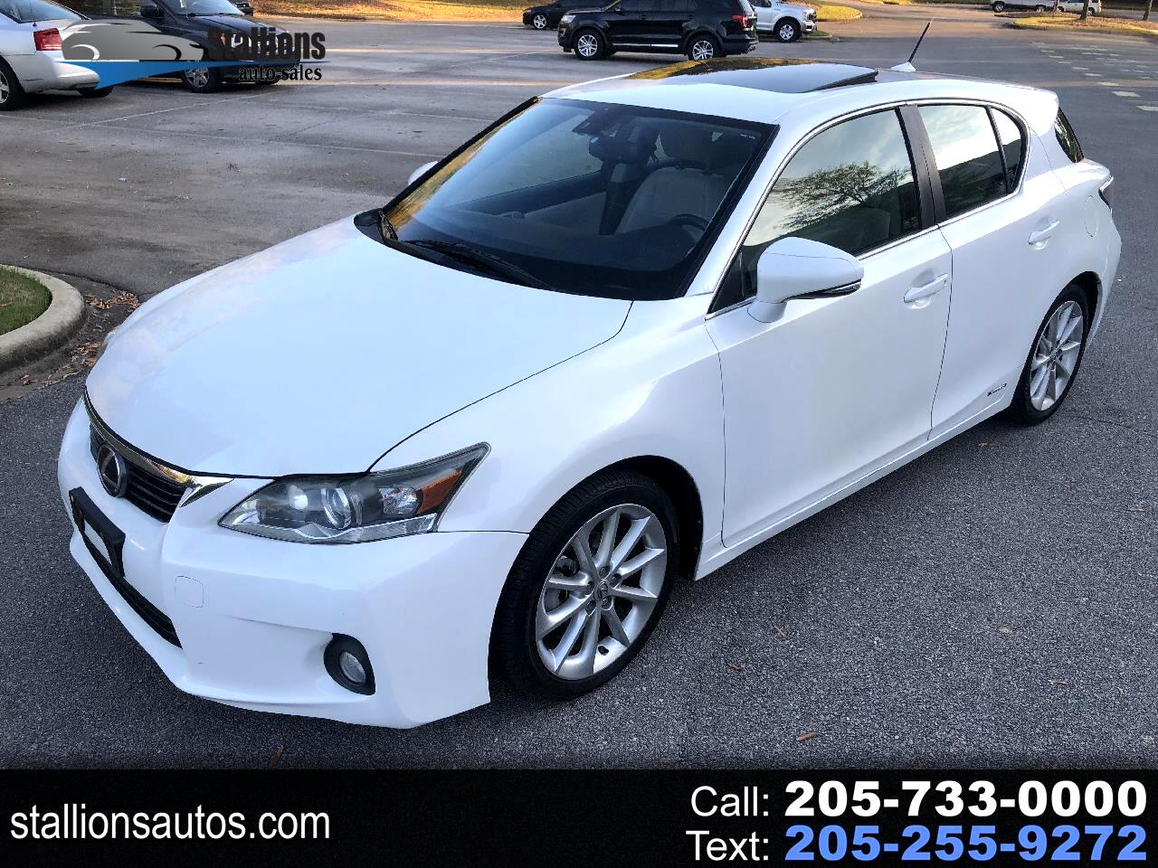 Lexus CT 200h Base 2011